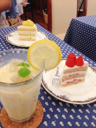 巣鴨のおいしいショートケーキ(FRENCH POUND HOUSE)