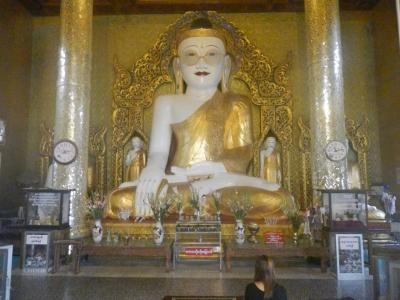 たびたびの旅 東南アジア50日間の旅(17)2013/09/09 ミャンマー、ピィ、6日目