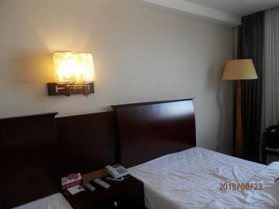 22木曜2日目7よる北京図門長春 図門辺疆大廈 Frontier Building HOTEL
