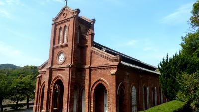 第3部五島列島(長崎)の小さく質素だが美しい教会群巡礼06五島に初めて建てられた天主堂・堂崎教会