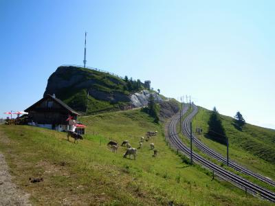 スイス:山の女王リギ山でハイキング~リギ・シュタッフェルからリギ頂上~【スイス情報.com】