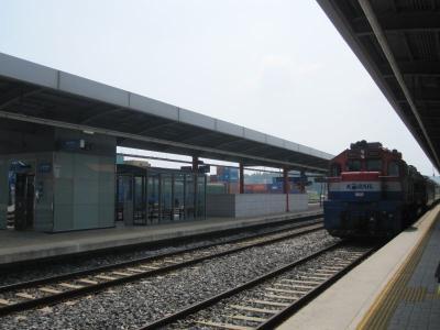 汽車とバスで北上、ソウルまで