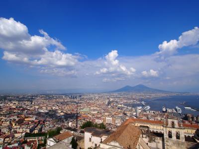 南イタリア 2013夏 イメージカラーはブルー ~「ナポリを見て死ね」は本当か!?~