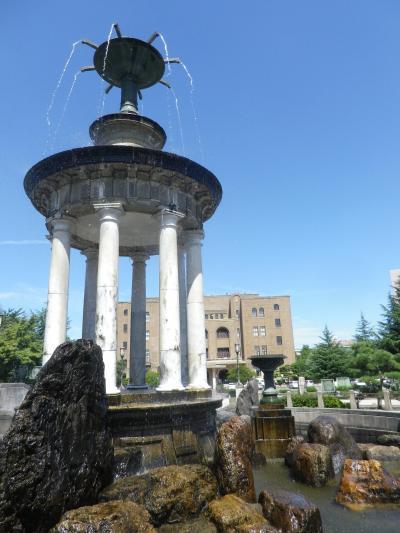 名古屋・日本の歴史公園百選指定の鶴舞公園散策