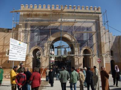 モロッコ・イタリア旅行《モロッコ編》