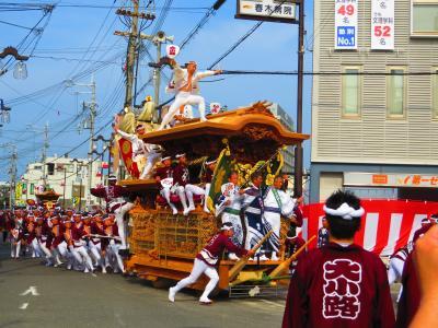 平成25年 「岸和田だんじり祭」 宵宮