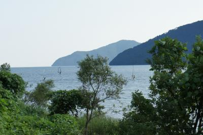 2011夏の琵琶湖一周バイク旅(長浜まちあるき&奥琵琶湖探訪)
