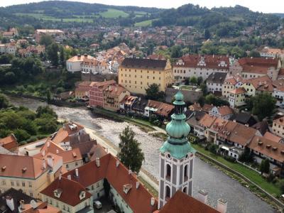 チェコ8日間          中世の面影に浸る旅             4