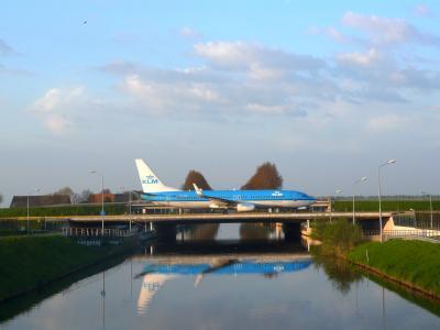 乗り物大好き!アムステルダムとアントワープの旅⇒その1