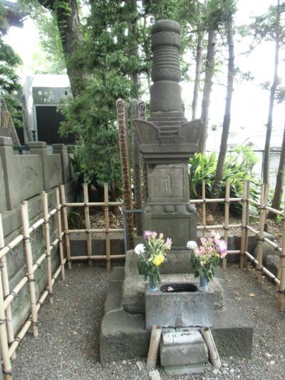 武蔵新宿 家康のお庭番服部半蔵菩提寺・西念寺散歩