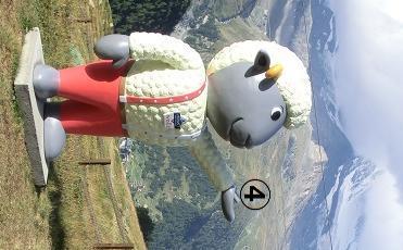 2013秋 憧れの山岳国家スイスへ  ④ シャモニ・モンブランへ