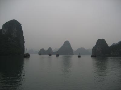 ベトナム 4つの世界遺産を巡る南北縦断の旅 4 ハロン湾編
