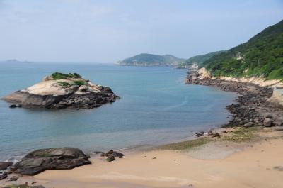 台湾離島の旅4★馬祖北竿★芹壁村から橋仔村までお散歩