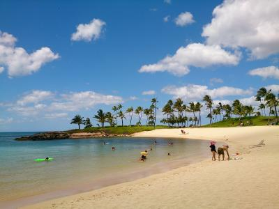 2歳児の3回目 in Hawaii ②