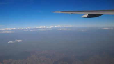 ネパール母子旅⑥ 帰り道まですごかった!