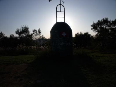 秋の信州・菅平高原。ダポスの丘を訪ねる。