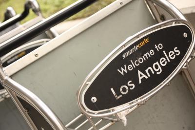 なかひとさん、ロサンゼルスに行くの巻 1日目