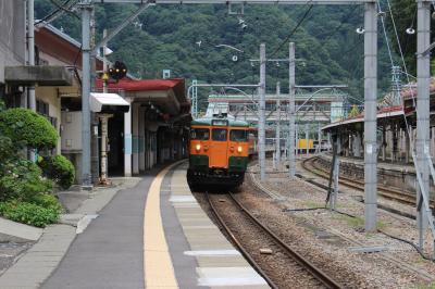 2013年谷川温泉&乗り鉄 少しだけ駅舎巡りの一人旅