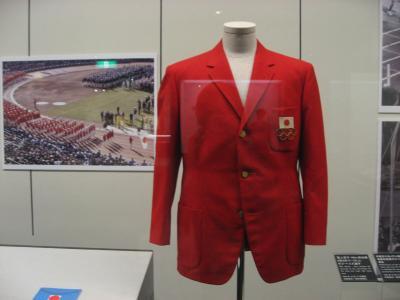 '13 東京さんぽ 両国3(江戸東京博物館 特別展示:オリンピックがやってくる)
