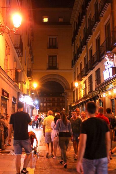 スペイン&アンダルシアに魅せられて~♪ <3人だから出来た旅・・・> 【1日目】 まだまだ緊張! ドキドキ・・・ びくびく・・・ ~マドリード到着編~ ①