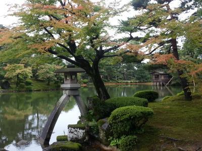 夏の終りの北陸ふたり旅(2)金沢市内ぶらぶら巡り