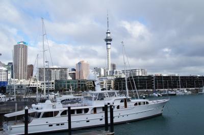 ニュージーランド その1 オークランド