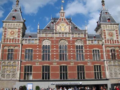 オランダ・ベルギー音楽と名画の旅 その6 アントワープからアムステルダムへ