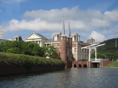 ハウステンボスと長崎バイオパークの旅