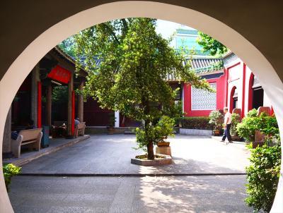 華南ベトナム陸路旅2◆香港越境~広州観光~バスで南寧へ