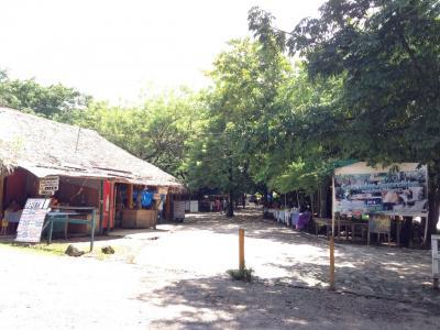 中米六カ国縦断の旅8♪Agua Azur は雨季に訪れるとAgua chocolate でした