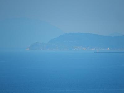 新潟・米山SA付近の風景