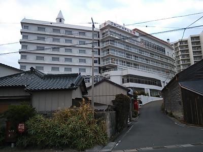 白浜温泉 グランドホテル太陽 ~館内施設編~