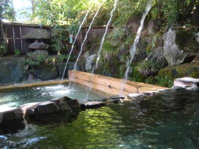 野趣あふれる露天風呂でいやされた『幸乃湯温泉?』