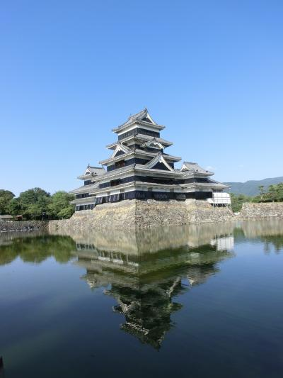松本プチ観光♪2013~松本城と旧開智学校校舎を巡る~