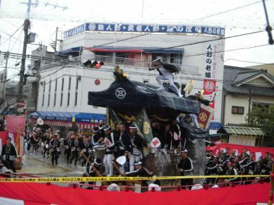 2013・9月 岸和田だんじり祭