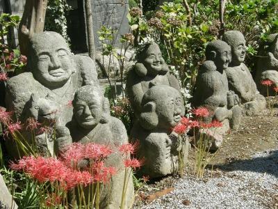 2013 羅漢の寺・くりはし八福神・布袋尊の寺 初秋の定福院を訪ねて
