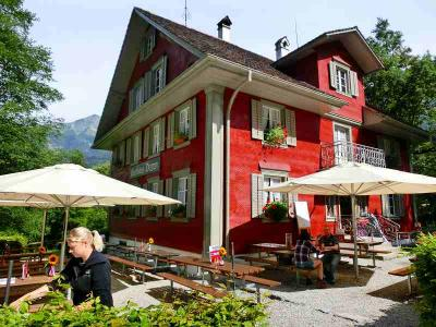 スイスハイキング2013・45日目・バーレンベルグ野外博物館