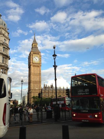ロンドンちょっとひとり旅10日間①