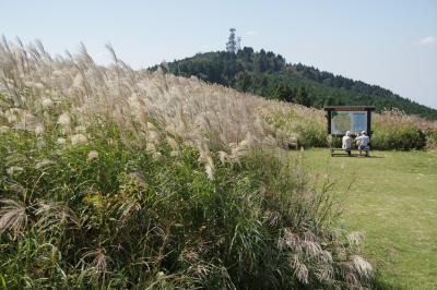 和歌山 生石高原 あらぎ島 を訪れて