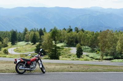 2012御嶽山バイク旅(御嶽高原&濁河原生林&御嶽パノラマライン)