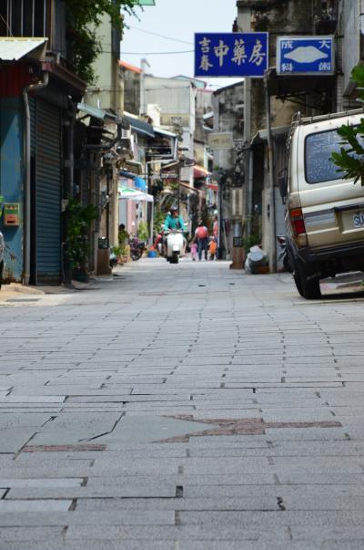 記憶に残る大雨 ・ 台南の旅 2013 - 2