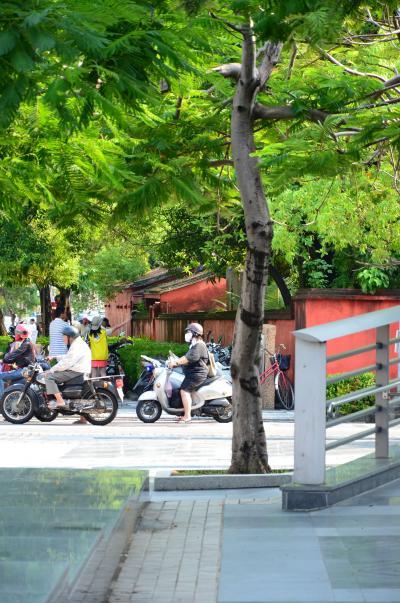 記憶に残る大雨 ・ 台南の旅 2013 - 3