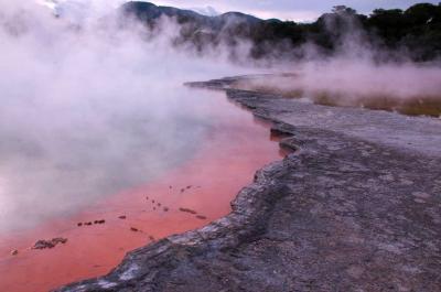 3度目のチャレンジ【大自然を満喫するニュージーランド】北島は、ロード・オブ・ザ・リングの世界