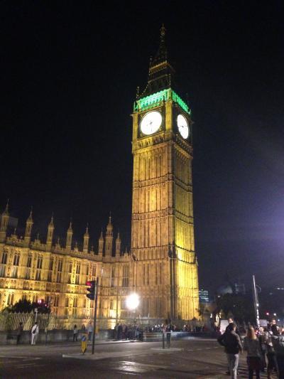 ロンドンちょっとひとり旅10日間⑧
