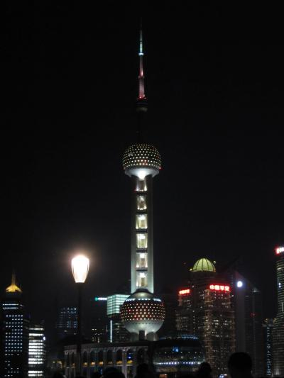 トランジットにダッシュで上海観光!