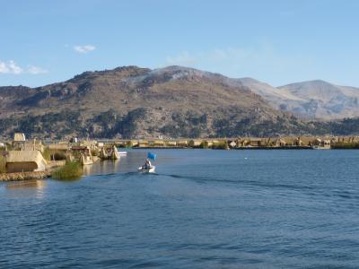 チチカカ湖、リマ(ペルー3)