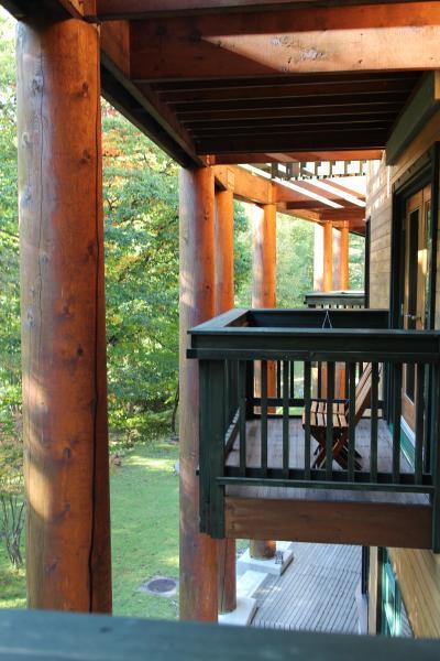 心癒される避暑地のホテル (中禅寺金谷ホテル)