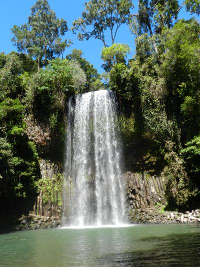 アサートン高原で滝めぐり『ミラミラ滝』と周辺の滝◆初オーストラリア!ケアンズ近郊で滝めぐり&グレートバリアリーフ≪その5≫