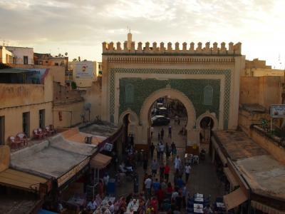 モロッコで世界三大ウザい国体験