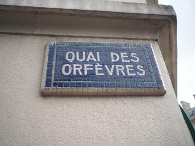 弾丸パリ旅行08 オルフェーヴルは、パリジャンだった!